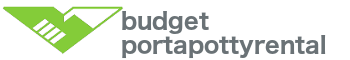 Budget Porta Potty Rental Logo